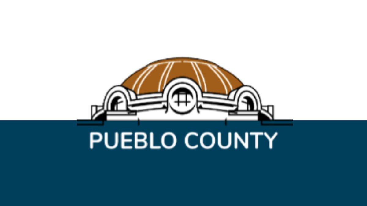 Generic Pueblo County logo.