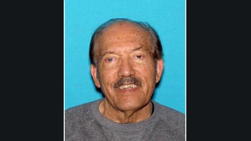 Missing: Albert Palacio.