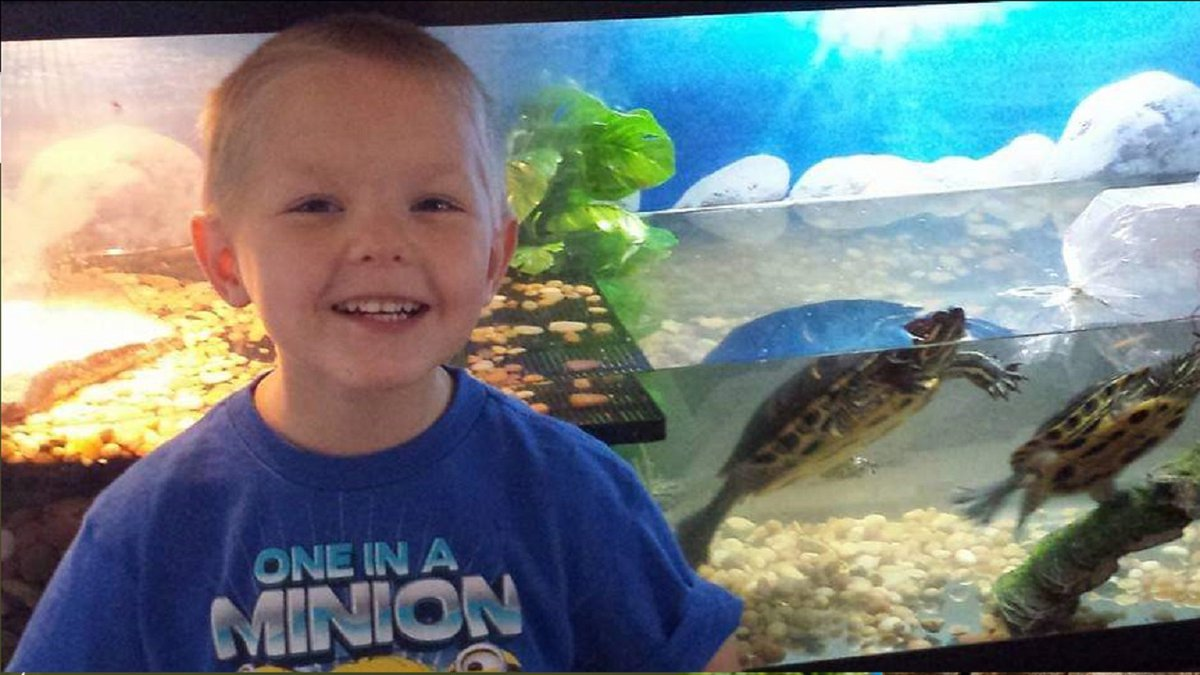 11-year-old Zachary Sabin