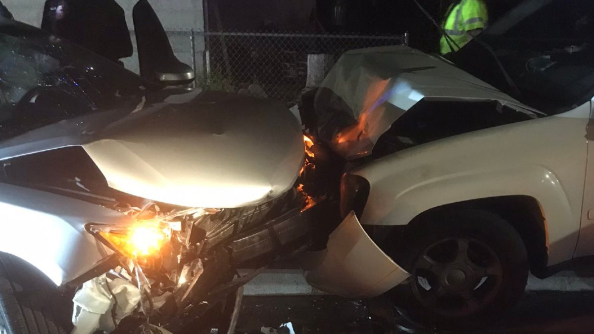 One woman is facing DUI charges after hitting a parked car Thursday night. According to police,...