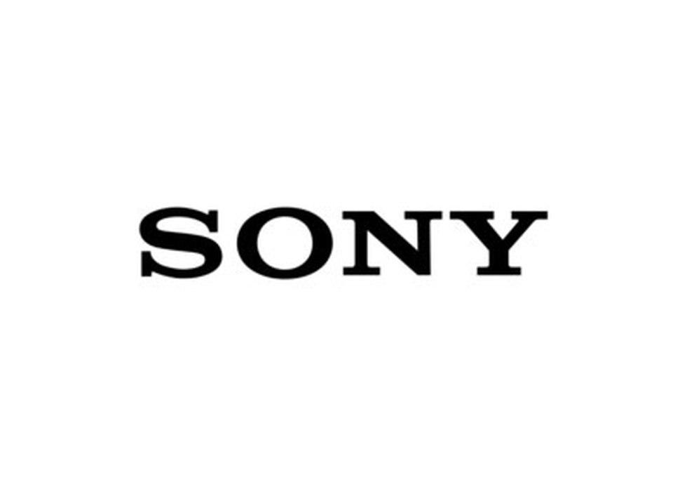 Sony logo (PRNewsfoto / Sony Electronics)