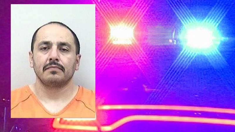 Arrest photo for Daniel Joseph Montano
