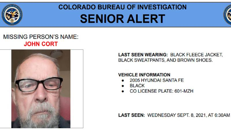 Alert issued 9/8/21