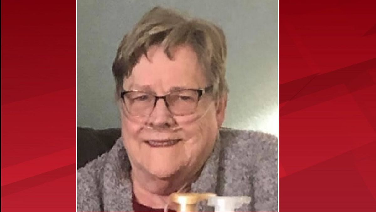 Colorado State Patrol in Pueblo is reporting Judy Shaver was found and is safe.