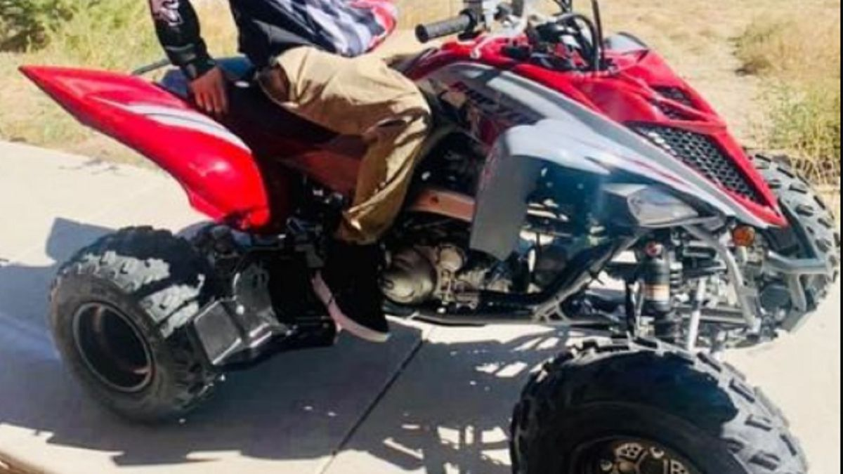 An ATV that was a Make-A-Wish gift was stolen in Colorado Springs.