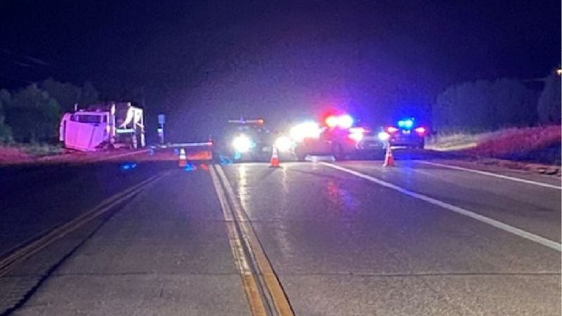 Deadly crash on Highway 115 4/6/21.