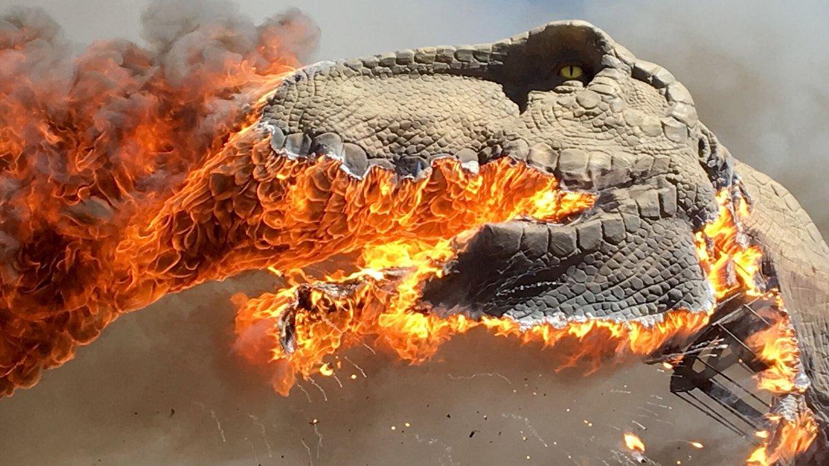 Photo: Royal Gorge Dinosaur Experience