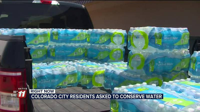 After six days of restrictions Colorado City's District Manager says the issue will be resolved...