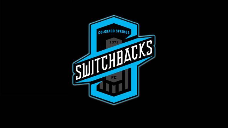 Colorado Springs Switchbacks FC logo