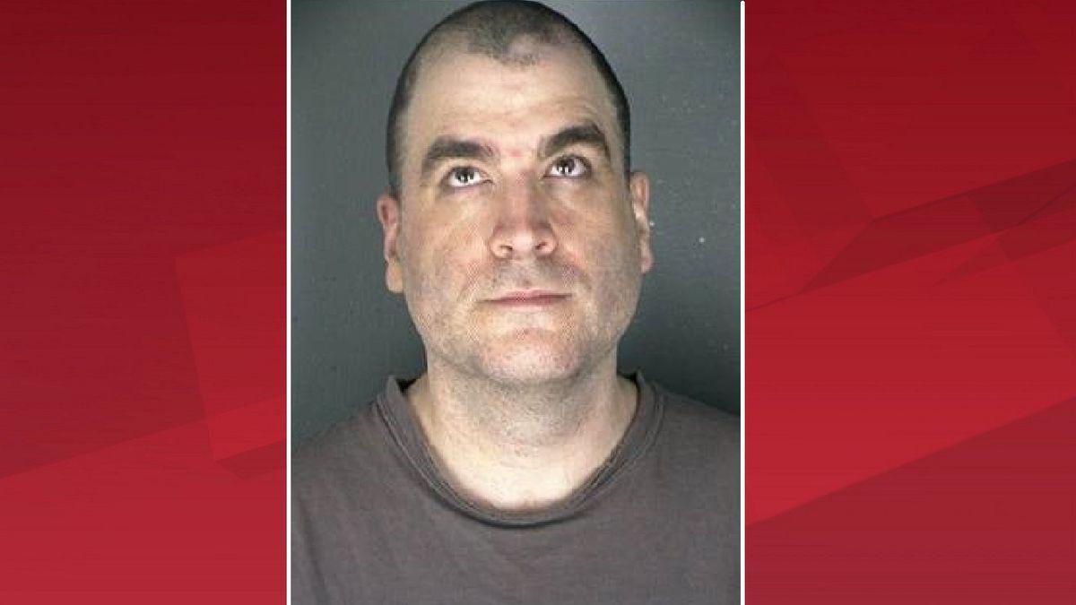 Suspect Ian C. Morrison.