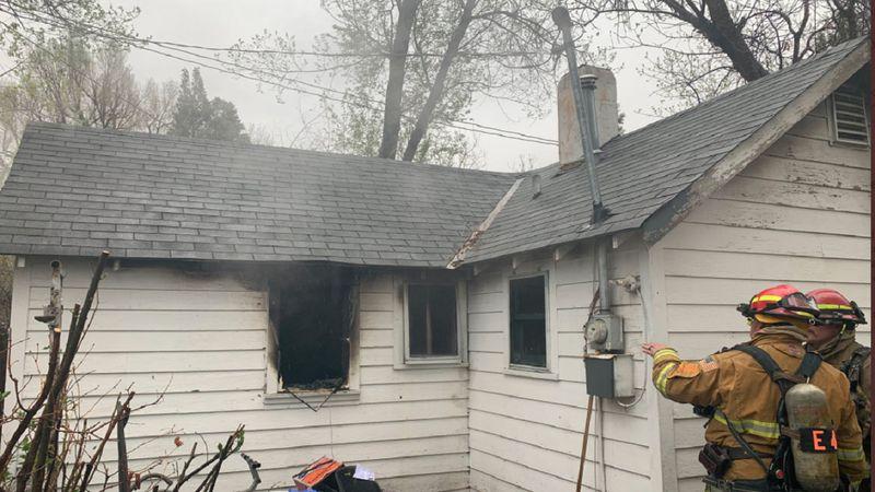 Deadly house fire in Colorado Springs 5/10/21.
