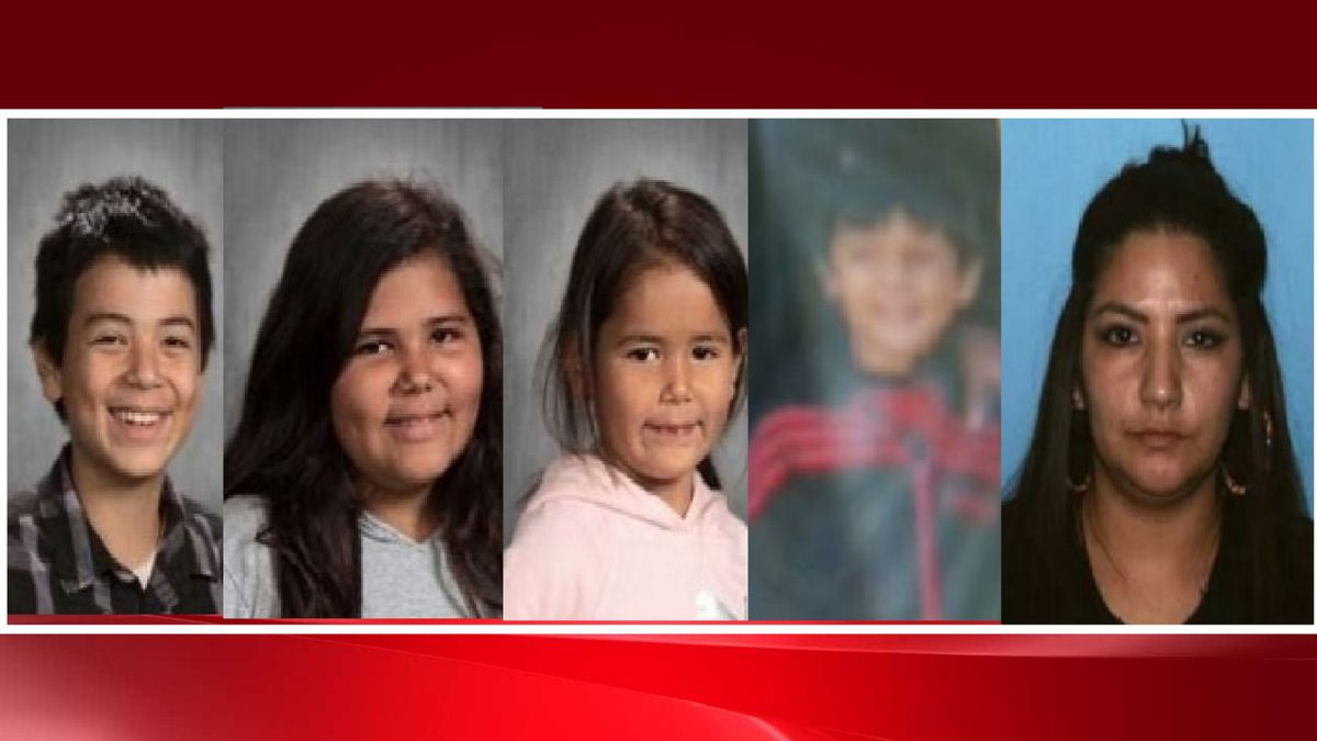 Amber Alert 4 Kids Reportedly Taken By Non Custodial Parent Found Safe