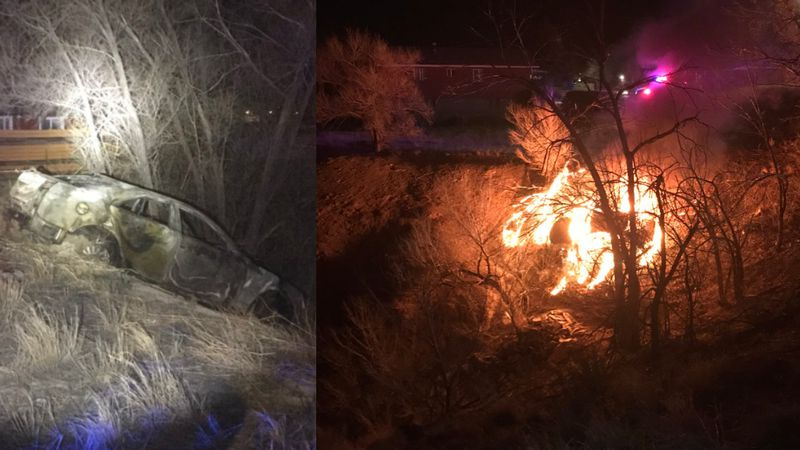 Pueblo Police are looking for more information about a car fire that happened early Saturday...