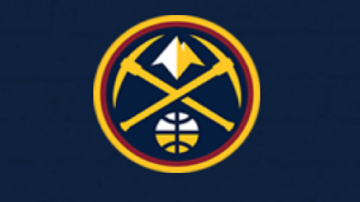 Denver Nuggets Logo, NBA.