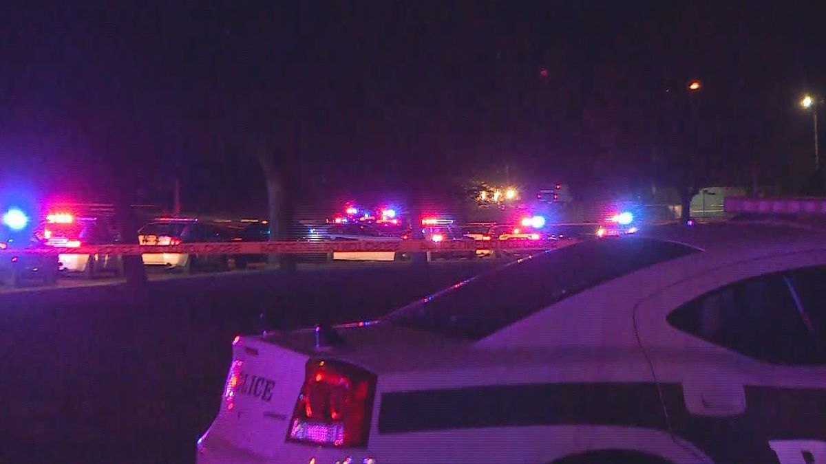 Police were called to a reported shooting in Memorial Park on 5/22/20 in Colorado Springs.