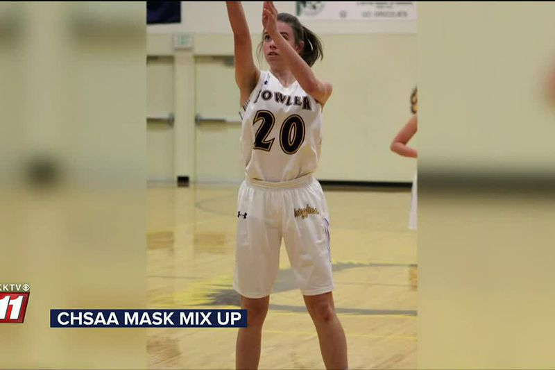 Confusion over high school sports mask requirements