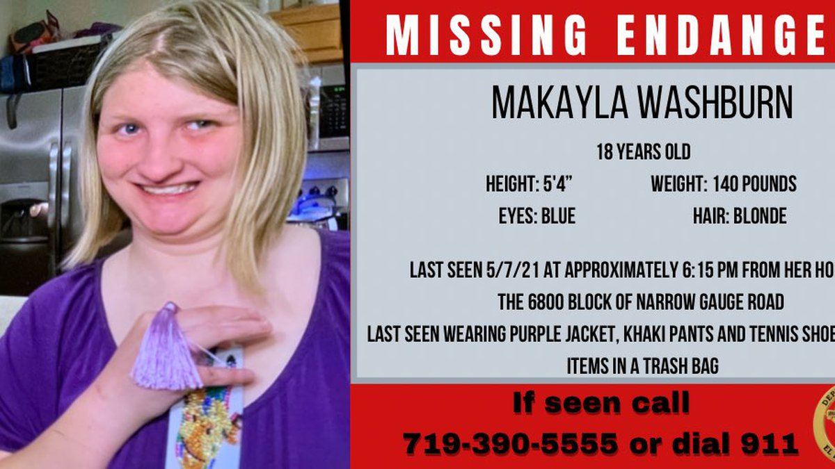 EPSO looking for missing woman.