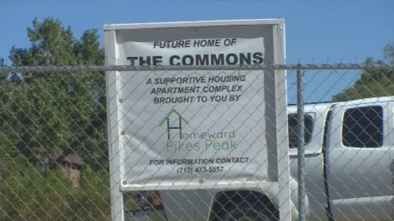 The Commons groundbreaking 8/25/2021