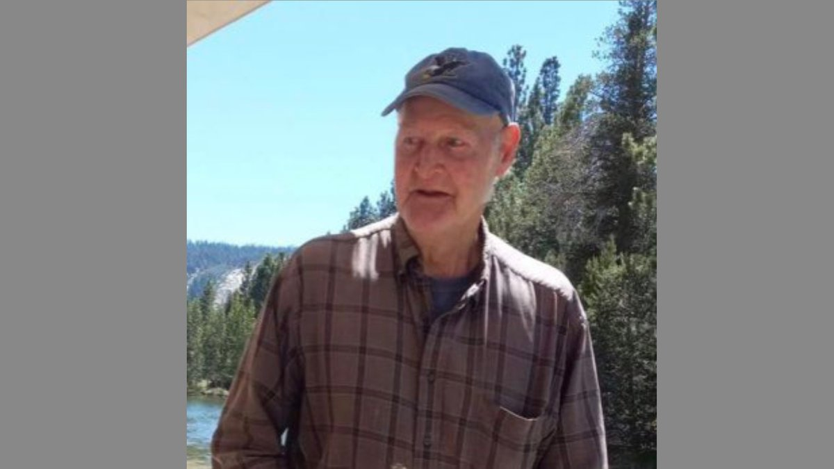 The El Paso County Sheriff's Office is looking for 78-year-old Gary Swanson (pictured above).