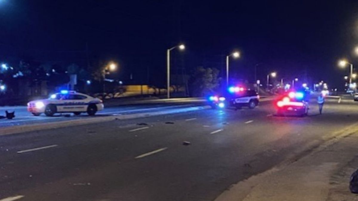 South Academy Boulevard and Airport Road in Colorado Springs are back open following a three...