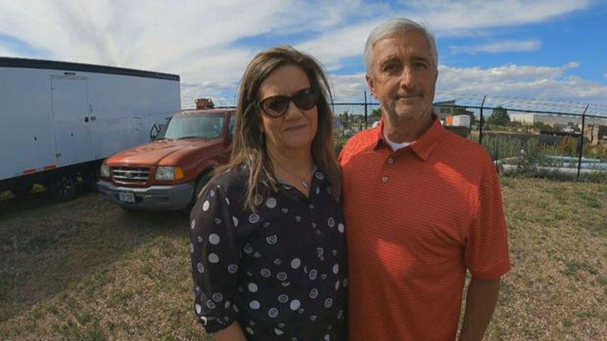 Kyle Nackos' parents. (Photo: CBS 4)
