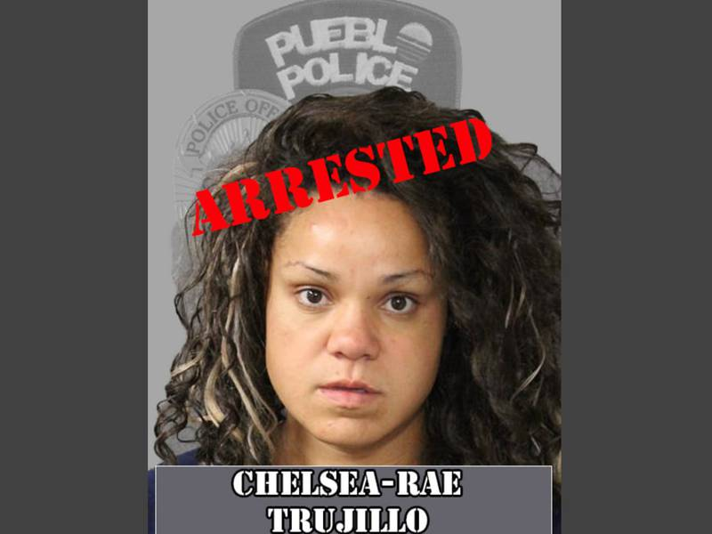 Pueblo Police located 33-year-old Chelsea Trujillo and her sone Thursday night.