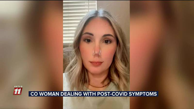 Colorado Springs woman deal with parosmia after having COVID-19