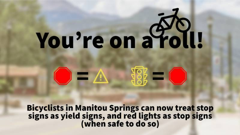 Manitou Springs is a Safe Stop City