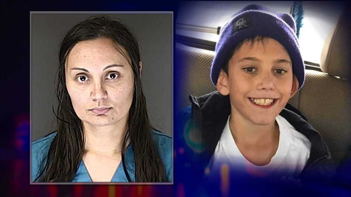 Letecia Stauch was arrested March 2, 2020 and suspected of her stepson's murder, Gannon Stauch.  (Photo from El Paso County Sheriff's Office)