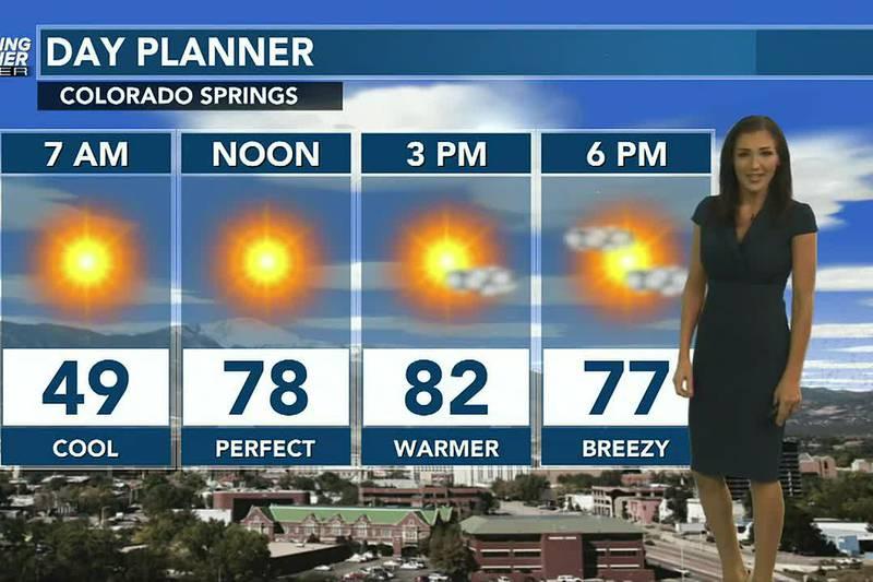 Warmer Day Thursday