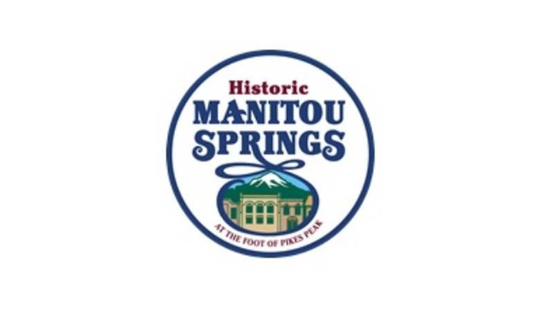 Manitou Springs city logo