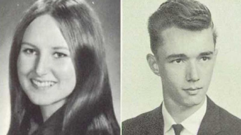 After more than 40 years, the victims have been identified as Pamela Buckley of Colorado...